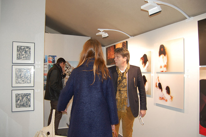 Participation in New Art Fair of Paris